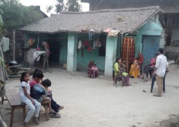 छिमेकमा विवाह उत्सव, झाको घरमा अ'पहरण कहाली लाग्दो घटना