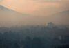 मनसुन पस्यो, नेपालको आकाशमा एक साता घाम नलाग्ने