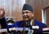 प्रधानमन्त्री केपी शर्मा ओली 'एसियाको शक्तिशाली नेता