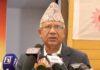 'तेस्रोधार'सँग विद्रोह गर्ने आँट छैन : माधव नेपाल